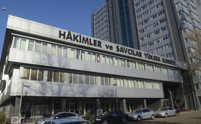 HSYK yaz kararnamesi 2017 Adalet Bakanlığı kararname atamaları son dakika