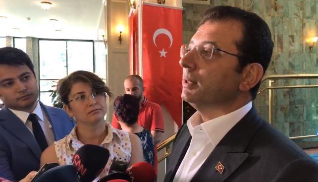 İmamoğlu, İBB'nin Ensar Vakfı, TÜRGEV, Aziz Mahmud Hüdayi Vakfı ve TÜGVA ile olan anlaşmalarını fesh etti