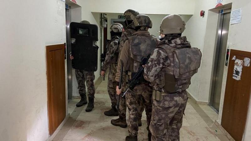 İstanbul Başakşehir'de IŞİD baskını