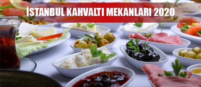 İstanbul Kahvaltı Mekanları 2020