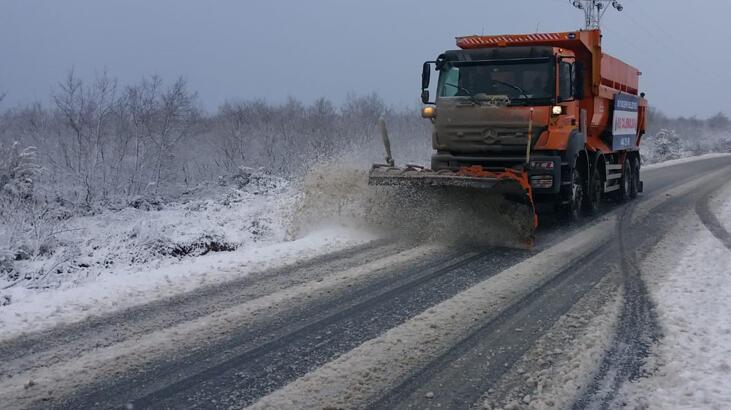 İstanbul kar yağışı etkisine giriyor! Kar ne zaman yağacak?