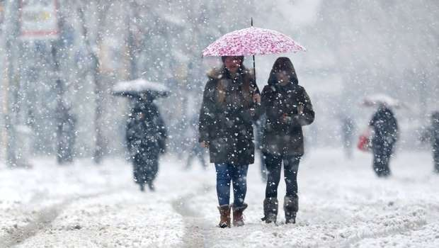 İstanbul'da Ne Zaman Kar Yağacak?