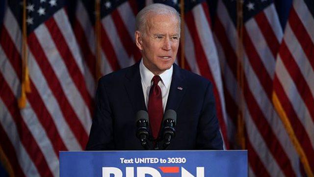 Joe Biden ve kabak tadı vermeye başladın