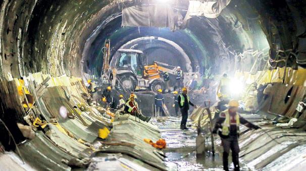 Kayaşehir Metro Çalışması Tam Gaz Devam Ediyor Ne Zaman Bitecek Hangi Bölgeden Geçecek? Son Durum