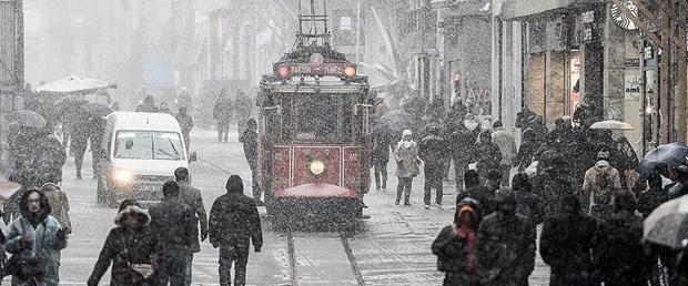 Meteoroloji İstanbul için kar uyarısı yaptı! Hava durumu 5 günlük saatlik accuweather 10 günlük mgm weather ntv