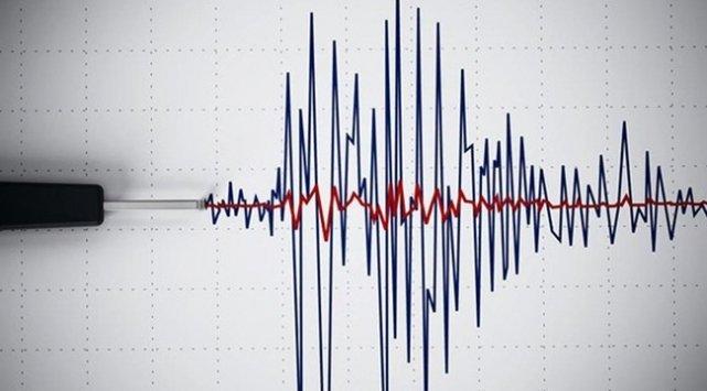 Son Dakika: Balıkesir'de 4,6 Şiddetinde Deprem Oldu!
