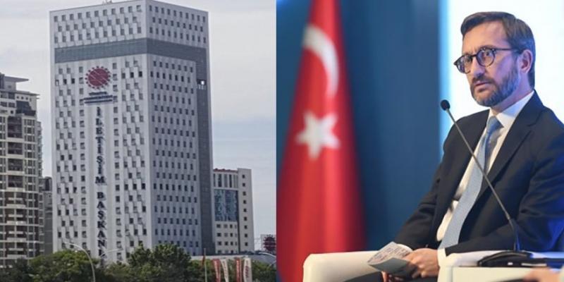 Son Dakika: İletişim Başkanlığı açıklama yapıyor