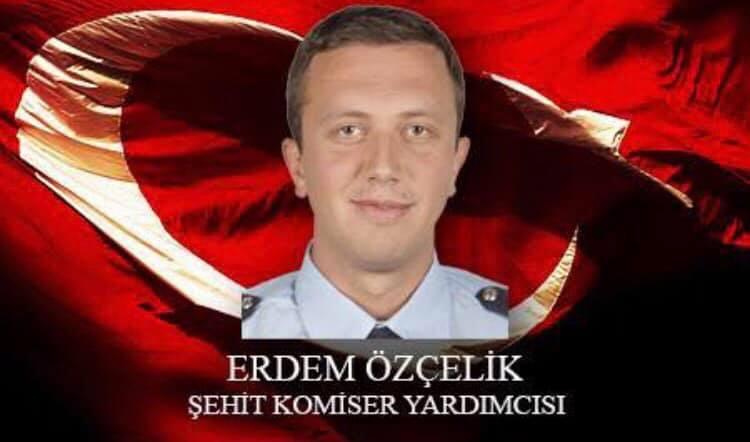 Son Dakika: Şamlarlı Şehit Polis Erdem Özçelik'in kanı yerde kalmadı!