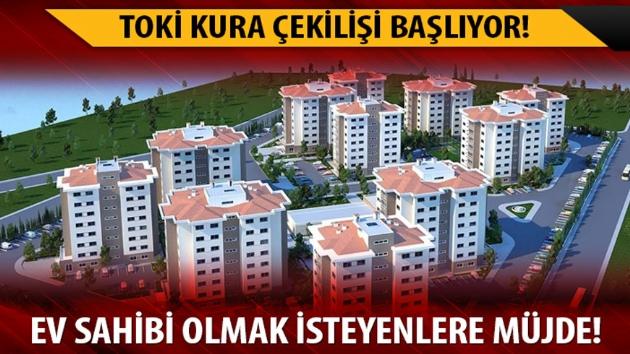 Toki İstanbul Kura Tarihi Kayabaşı Çekilişi Kayaşehir Kura Sonuçları 2019