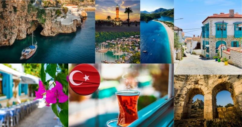 Türkiye'de Tatil Yerleri ve En Güzel Ucuz Balayı Yeri