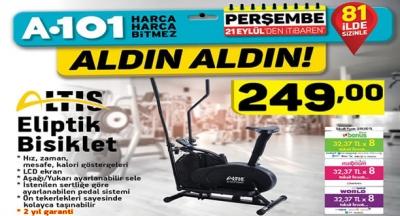 A101 Aktüel Ürünler Kataloğu 21 Eylül 2017 Broşürleri