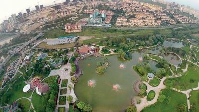 Danıştay'dan Mevlüt Uysal'ı üzecek, Bahçeşehir sakinlerini ise sevindirecek gölet kararı