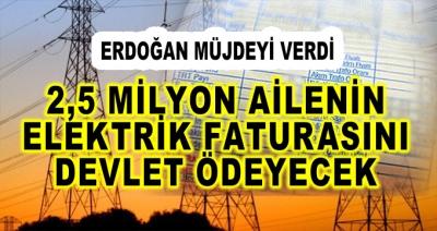 Elektrik Faturasını Devlet Ödeyecek! Elektrik Faturası Üzerindeki 150 Kw Elektrik Kaç TL? İşte Elektrik Yardimi, Kredi Kartı Borcu Olanlara Da Yapılandırma Müjdesi!
