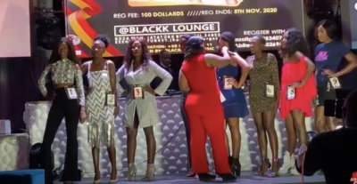 Esenyurt Yine Şaşırtmadı: Mühürlenen Müzikholde 'Miss Uganda' Adlı Güzellik Yarışması Düzenlendi