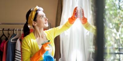 Günlük Ev Temizliği Sırası Nasıl Olur Nereden Başlanır Dip Bucak Temizlik Nasıl Yapılır?