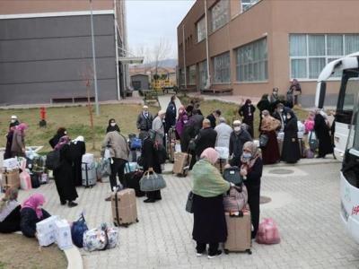 Hacı Ama Gerçek! Erzurum Valisi Okay Memiş: Umre karantinasından kaçarak Erzurum'a gitmeye çalışan 28 kişi Çorum'da yakalandı