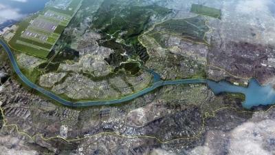 Kanal İstanbul ÇED raporu onaylandı! Sazlıdere Barajı kapatılıyor
