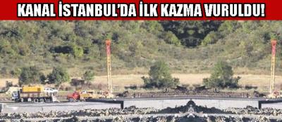 Kanal İstanbul Projesi Güzergahı Nereden Geçecek Son Dakika Durum Nedir? 2018