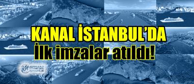 Kanal İstanbul Projesi Güzergahı belli oluyor! Son Durum