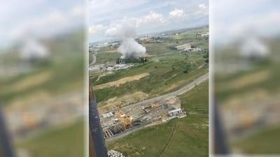 Kayabaşı'nda fabrikada patlama: Ölü ve yaralılar var!