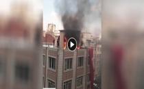 Kayseri'de HDP binası yakıldı! (BDP) Video