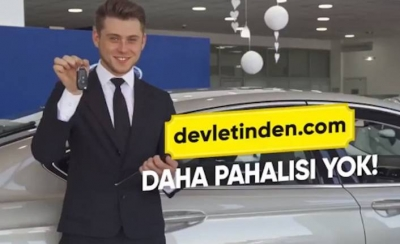 Saadet Partisi Video ÖTV Reklam: devletinden.com