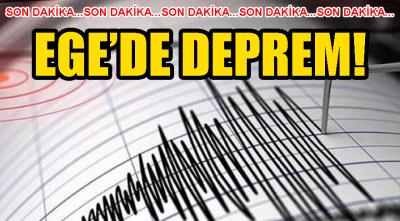 En Son Dakika Deprem Oldu Mu 2017 Bodrum Denizli de Bodrum Muğla Erciş