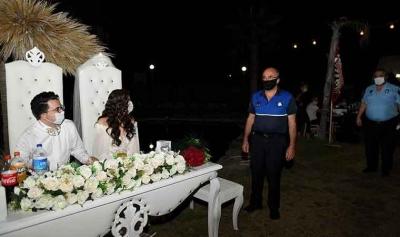 Son Dakika Düğün Salonu Yasağı Düğün Salonları Genelgesi İle Düğünler Yasak