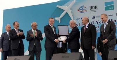 Türkiye'nin gurur tablosu: Limak Holding, Cengiz Holding, Kolin, Kalyon ve MNG