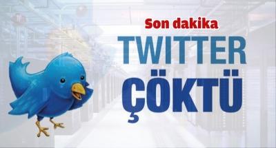 Twitter çöktü mü, Twitter'a neden girilmiyor?