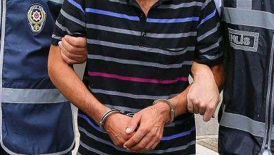 Süleyman Kaan Altınok gözaltına alındı