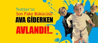 Twitter'ın Fake Bükücüsü Ruling Meğerse Süreyya Olcayto'ymuş Fakat O Da Fakeymiş! Gerçek Adı İse Salim Çamurdan'mış!