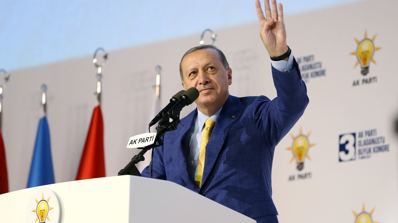 Cumhurbaşkanı Erdoğan'ın Ak Parti 3. Olağanüstü Büyük Kongresindeki konuşması full izle