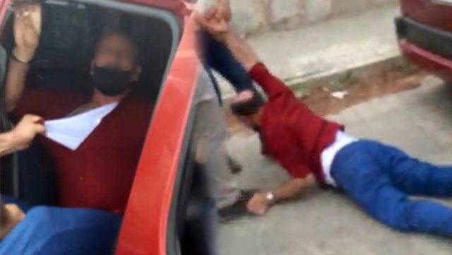Esra Erol'un gündeme getirdiği Cengiz Koraltan'ı, şafak sökecek türküsü eşliğinde dövdüler