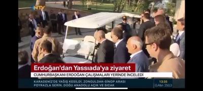 NTV Muhabiri Oğuz Haksever'den, Köyüne Dönüp Kalan Ömrünü Torunlarıyla Geçirtecek Gaf