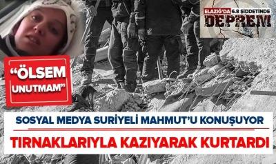 Türkiye Suriyeli Mahmut'u Konuşuyor